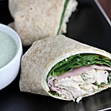 Ranch Chicken Wrap