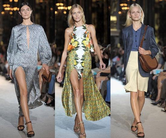 Spring 2011 Paris Fashion Week: Stella McCartney 2010-10-04 09:49:58