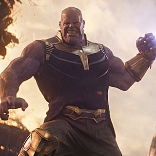 Thanos Killing Half the Animals With Snap in Infinity War