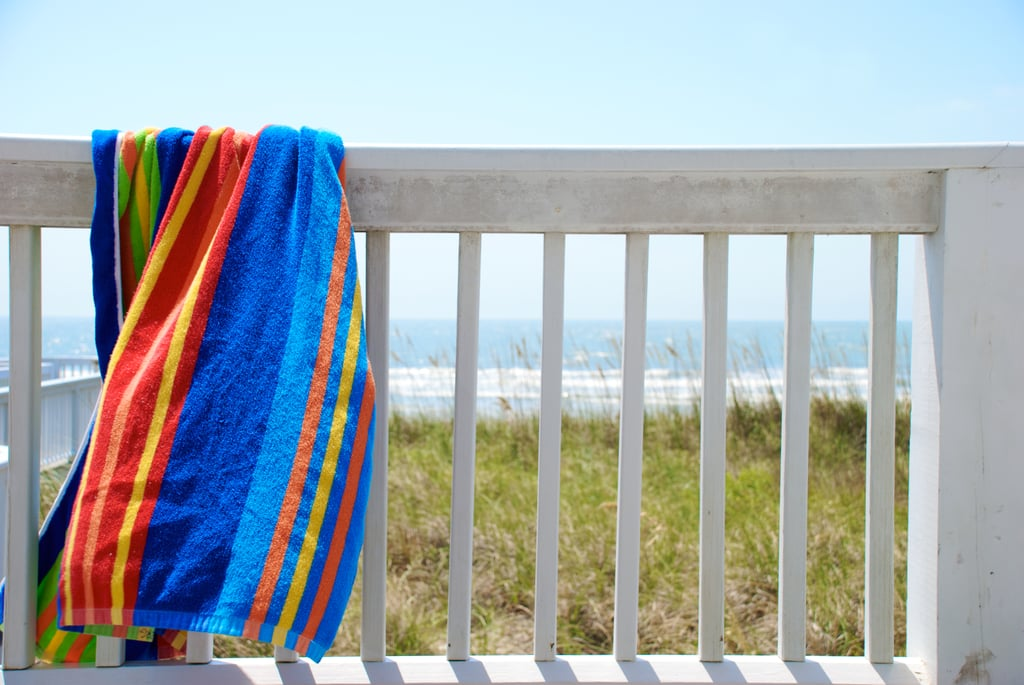 A Deluxe Beach Towel
