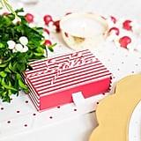 Red & White Stripe Mini Boxes
