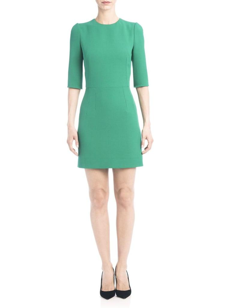 Amal's Dolce & Gabbana Dress