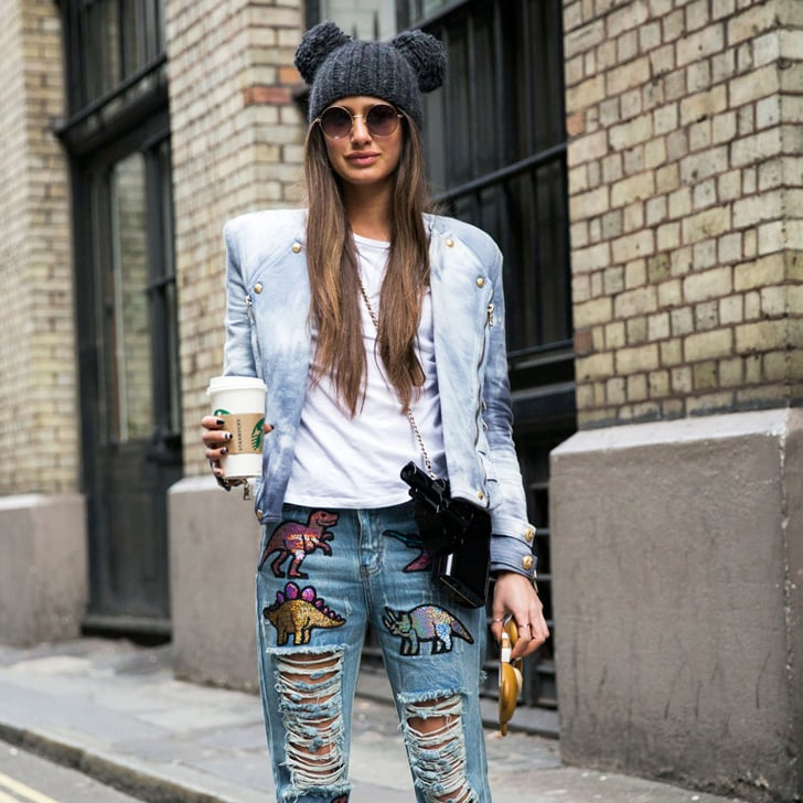 London Fashion Week Fall 16 Street Style Pictures