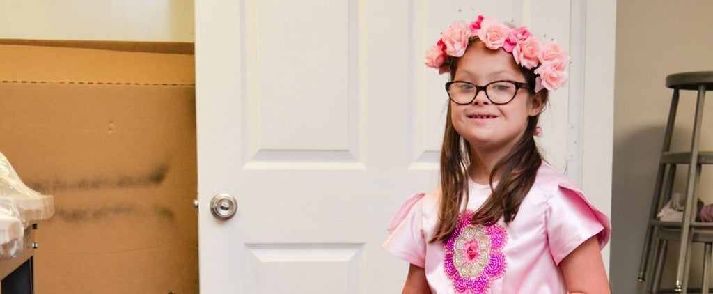 These Fashion Students Are Designing Clothes For Kids With Down Syndrome