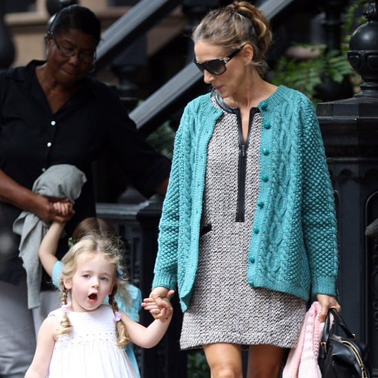 Sarah Jessica Parker With Twins in NYC | Pictures