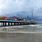 Texas — Galveston Island Pleasure Pier