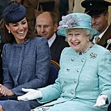 Pictures of the British Royals Laughing