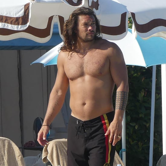 Jason Momoa Getting Dad Bod Shamed on Instagram