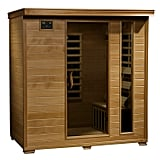 Radiant Saunas 4-Person Hemlock Infrared Sauna