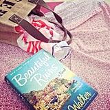 """""""Beach read."""""""