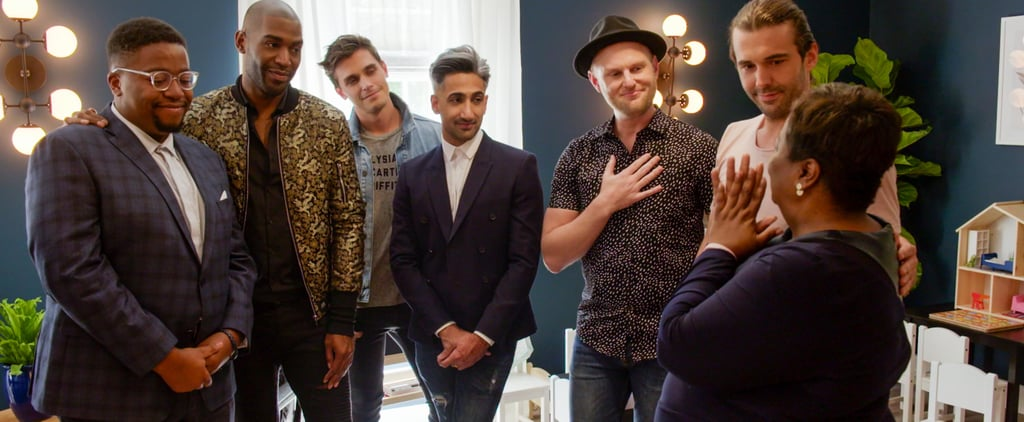 Antoni Porowski's Favourite Moment From Queer Eye Season 2