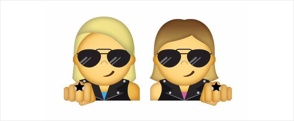 Finally, Emoji That Reflect the Other Half of the Population