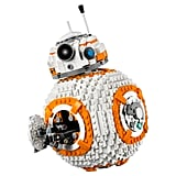 Lego Star Wars The Last Jedi BB-8 Model