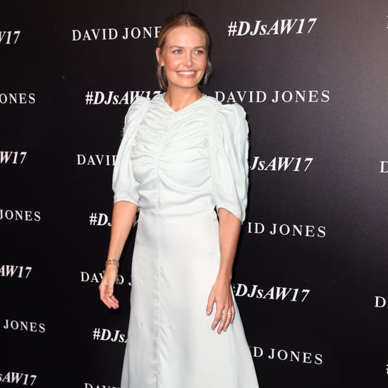 Celebrities at David Jones Autumn Winter 2017 Launch