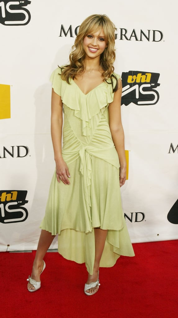Jessica Alba's Style Through the Years