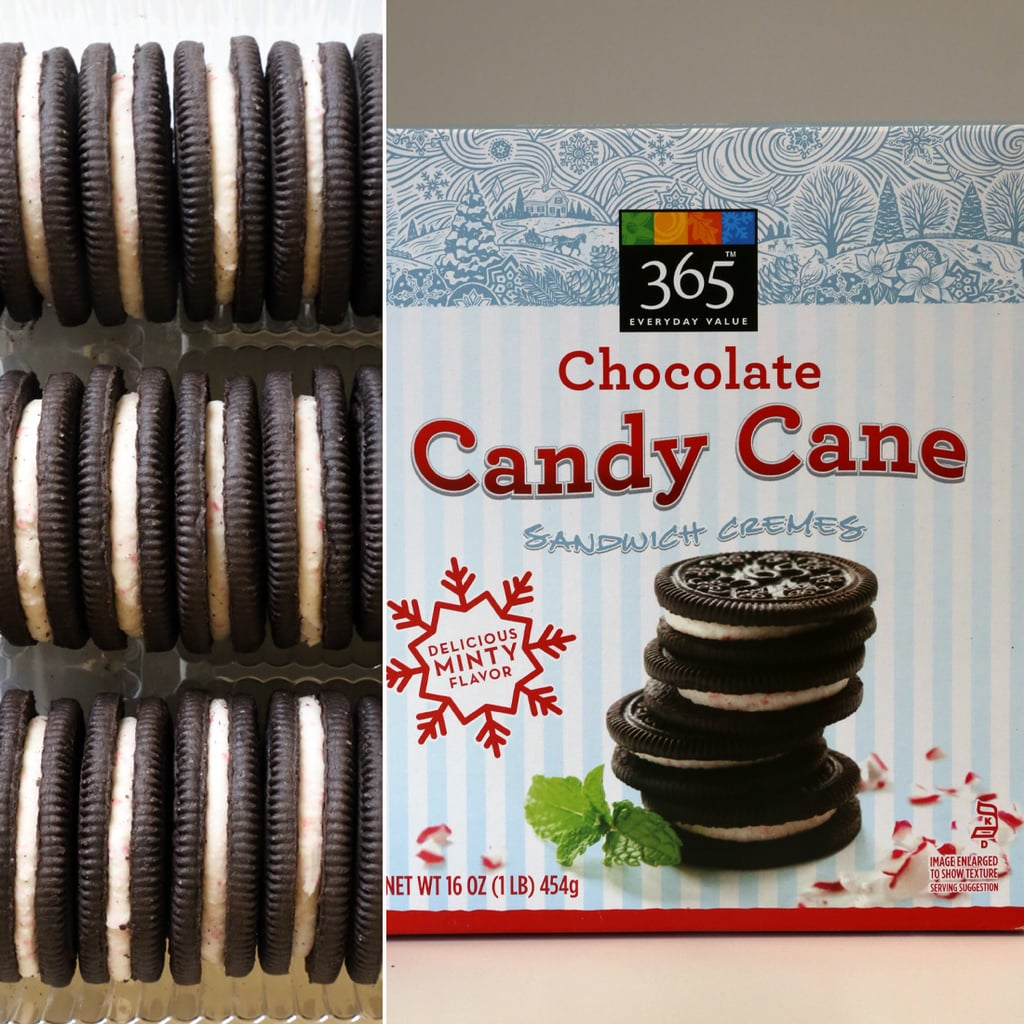 365 Chocolate Candy Cane Sandwich Cremes