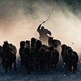 Grand Prize — Winter Horseman