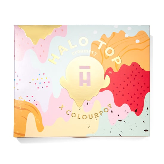 Colourpop x Halo Top Creamery