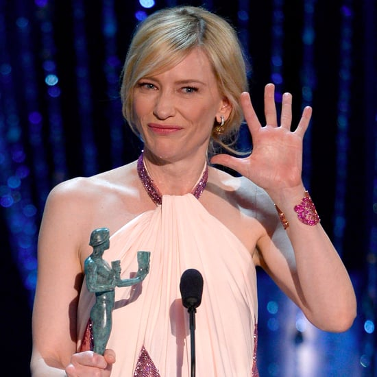 Cate Blanchett's Speech 2014 SAG Awards: Matthew McConaughey
