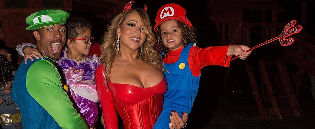 Mariah Carey and Her Kids Officially Outdid Themselves This Halloween