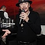 Carlos Santana's Casa Noble Tequila