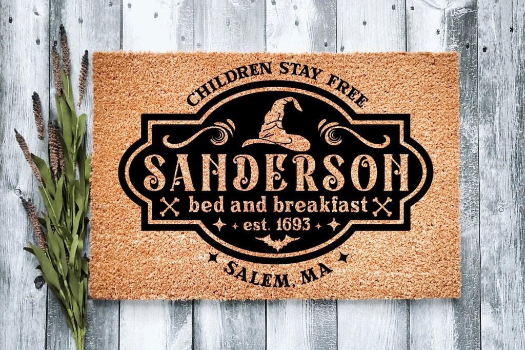 Sanderson Doormat