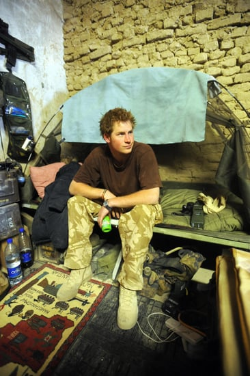 Prince Harry Hottie Alert in Afghanistan