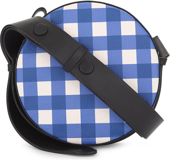 4062a7e6608 Diane von Furstenberg Round Leather Crossbody Bag | Don't Be a ...