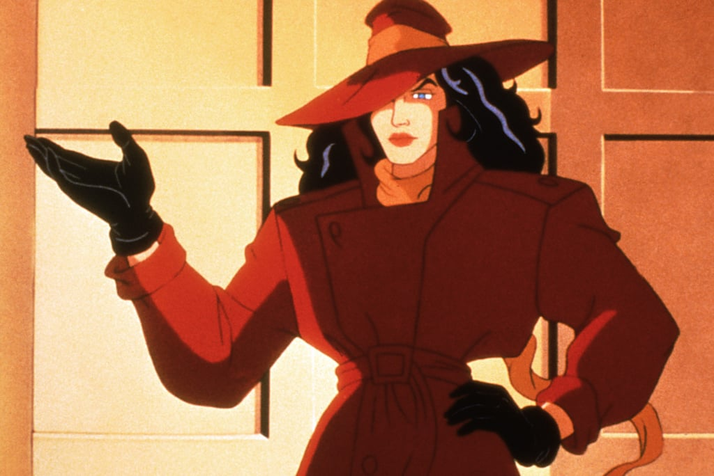 Carmen Sandiego: The Inspiration