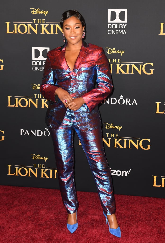 Image result for lion king premiere Tiffany Haddish