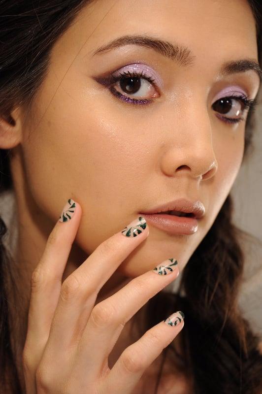 Nail Trends Spring 2017 | New York Fashion Week | POPSUGAR Beauty