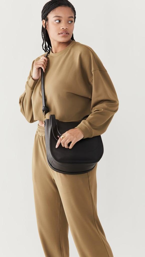 An Everyday Bag: Madewell Sydney Shoulder Bag