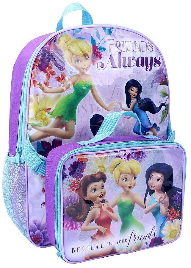 Fairies Backpack & Lunch Bag Set