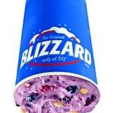Dairy Queen Harvest Berry Pie Blizzard