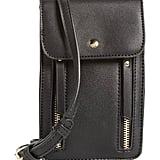 Zipper Phone Crossbody Bag ($19)