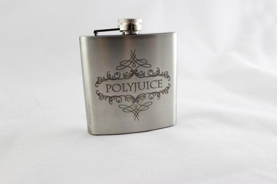 Harry Potter Polyjuice Flask ($25)