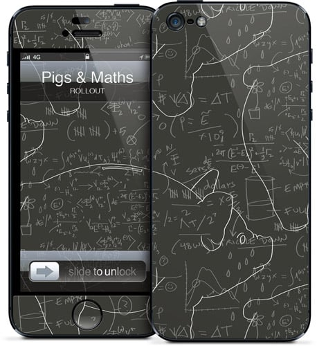 Pigs & Maths by Rollout ($15)