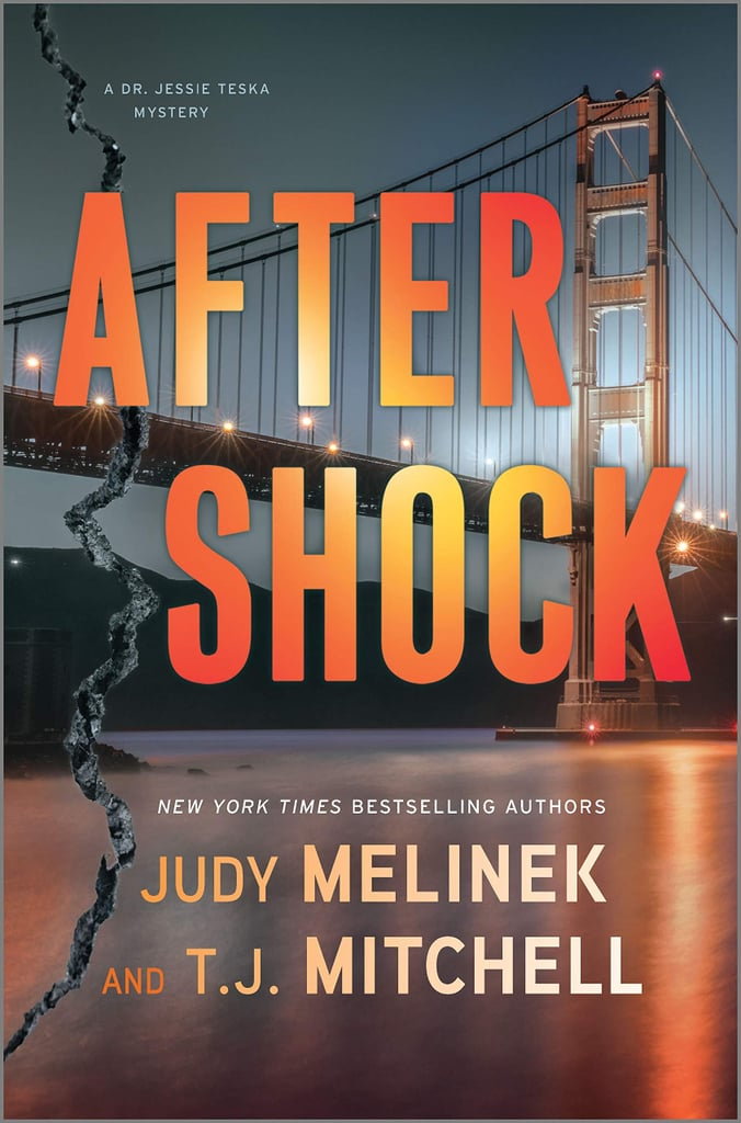 Aftershock by Judy Melinek and T.J. Mitchell