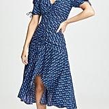 C/Meo Collective Sanguine Short Sleeve Dress