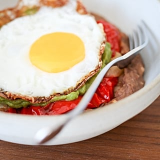 Make-Ahead Huevos Rancheros Bowl Recipe