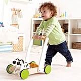 Hape Galloping Zebra Walker