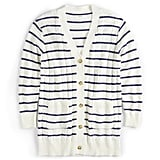 POPSUGAR Nautical Cardigan