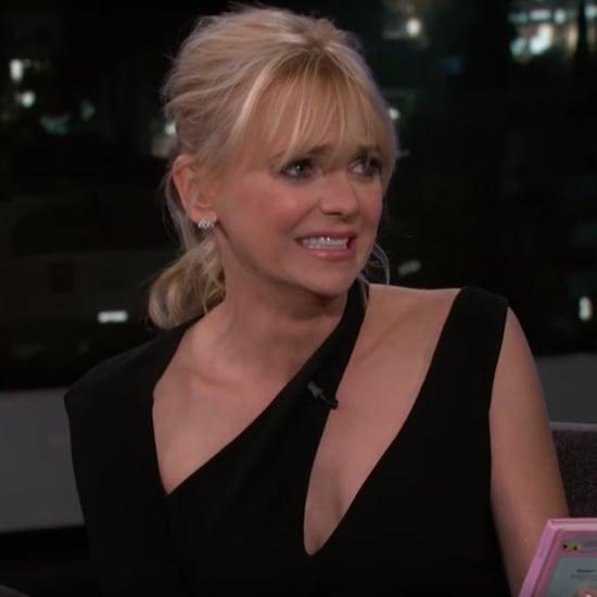 Jimmy Kimmel Reads Anna Faris's Childhood Diary Video