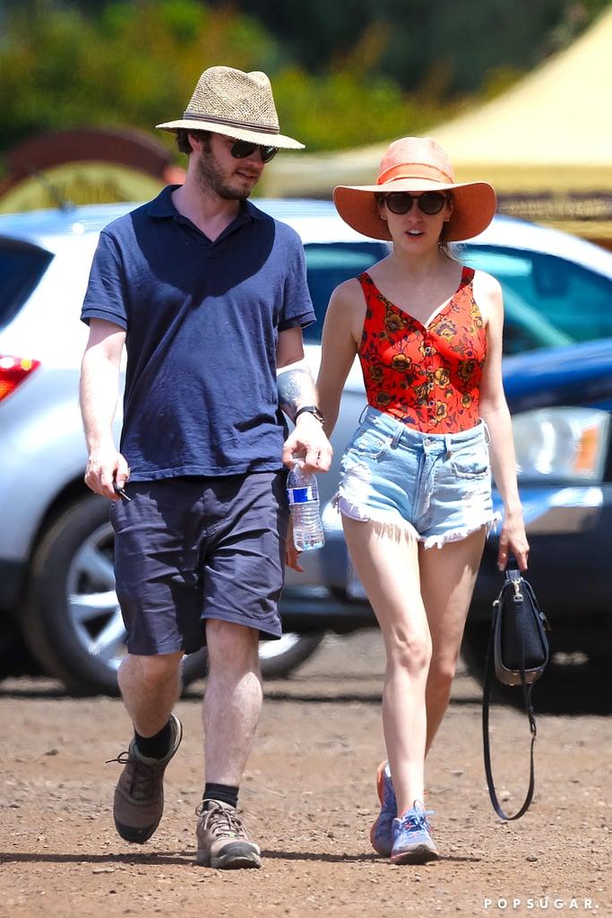 Anna Kendrick and Her ... Anna Kendrick Boyfriend