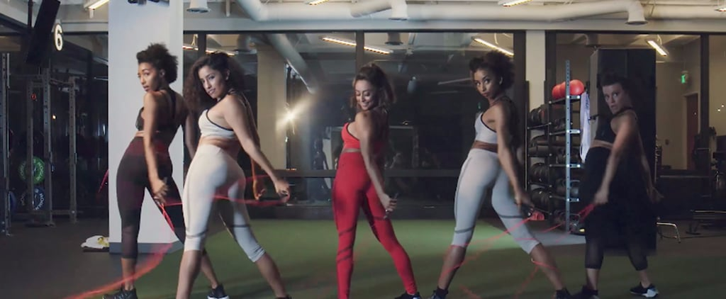 We Can't Stop Watching This Sexed-Up Gym-Inspired Dance Video