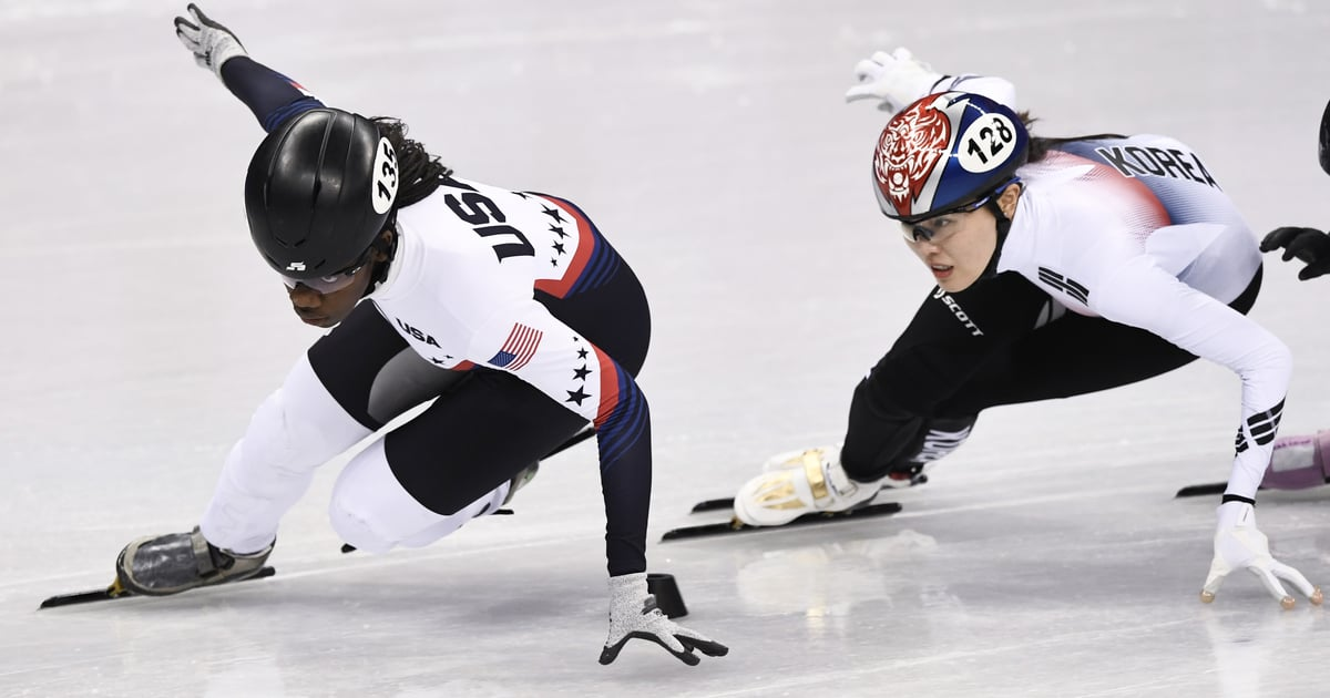 Just How Fast Do Olympic Speed Skaters Move on the Ice? Blink and You Might Miss Them