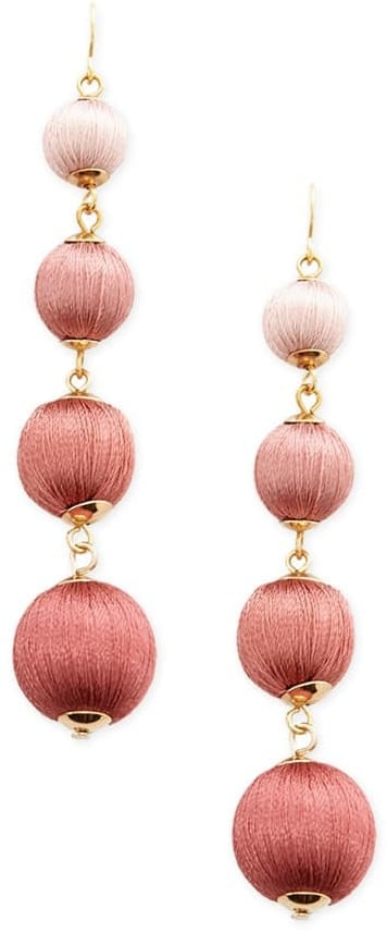 Forever 21 Bauble Drop Earrings