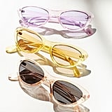 Urban Outfitters Essential Crystal Cat-Eye Sunglasses