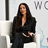 The reality TV star spoke at the 2017 Forbes Women's Summit in NYC.
