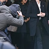 Meghan Markle NYC Baby Shower Pictures